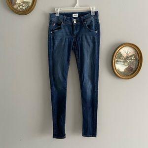 ✨Hudson✨ dark wash Collin jeans